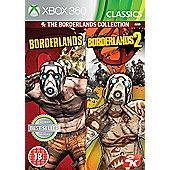 Borderlands 1 & 2 Double Pack (Xbox 360)