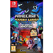 Minecraft: Story Mode: The Complete Adventure - Nintendo Switch