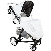 My Babiie Katie Piper MB200 Believe Pushchair (White)