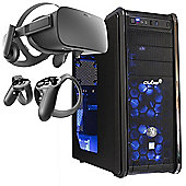 Cube Tension VR The Ultimate VR Ready Gaming PC Oculus Rift Bundle i5 Quad Core with Geforce GTX 1060 6Gb GPU Intel Core i5 Seagate 2Tb SSHD with 8Gb