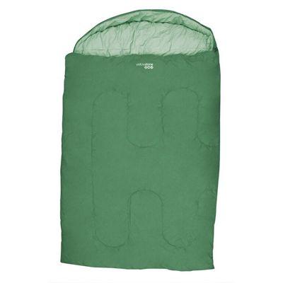 Yellowstone Ashford Double 300 Sleeping Bag Green