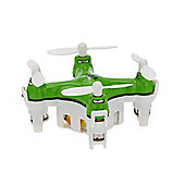 The World's Smallest Nano Drone (6 Axis) - Green