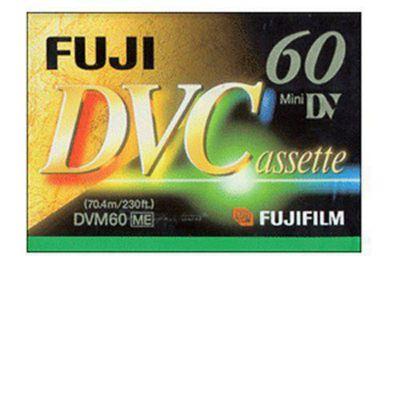 Fujifilm DVM60 Mini DV Tape