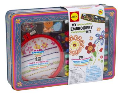 Alex Toys My Embroidery Kit