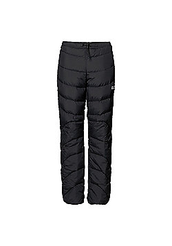 Jack Wolfskin Ladies Atmosphere Down Pants - Black