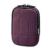 Hama Fancy Memory Camera Bag, 50 C, Purple