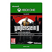 Wolfenstein II: The New Colossus Digital Deluxe (Digital Download Code)