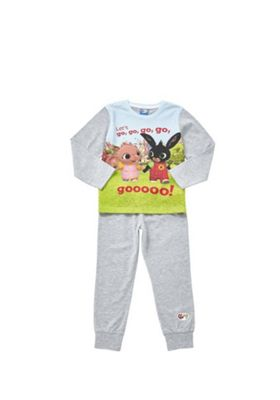 Bing Bunny Pyjamas Grey Multi 2-3 years