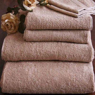 Homescapes Turkish Cotton Stone Jumbo Towel