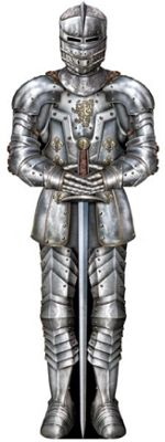 Jointed Armor Cutout 6ft