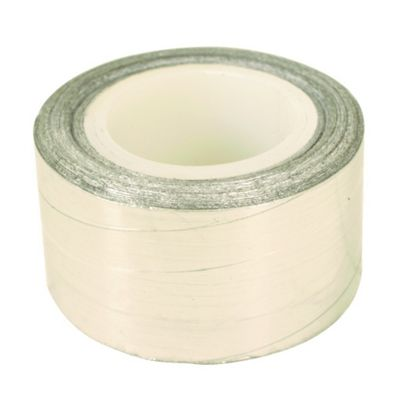 Maplin 30?m Thick Self-Adhesive Aluminium Tape