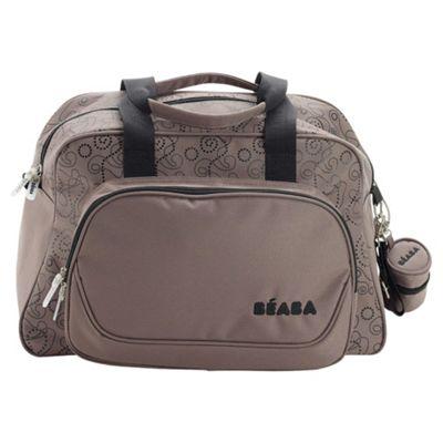 BEABA Geneva Changing Bag, Taupe/black