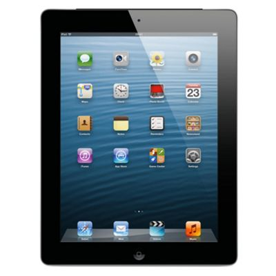 Apple MD524/A iPad with Retina Display Black