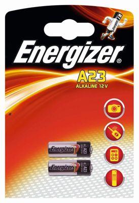 2 x Energizer A23 12V Battery 23A LRV08 MN21 E23A K23A 23A