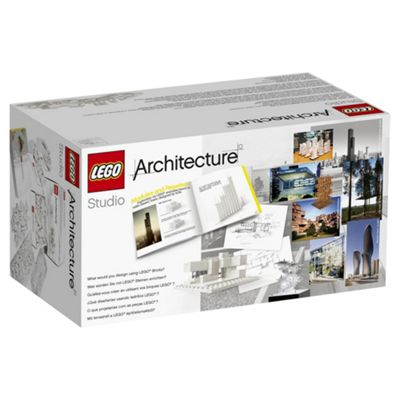 Architecture Studio Lego buy lego architecture studio 21050 from our toys for 18+ years