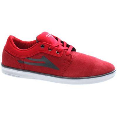 Lakai Howard Red Suede Shoe
