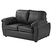 Wilton Compact 2 Seater Sofa, Black
