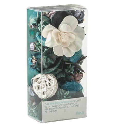 Tesco Pure Spa Pot Pourri