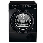 Hotpoint TCFS83BGK AQUARIUS 8kg Load Condenser Tumble Dryer Class B Black