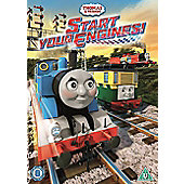 Thomas and Friends Start Your Engines