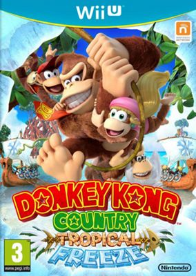 Donkey Kong Ctry : Tropical Fr