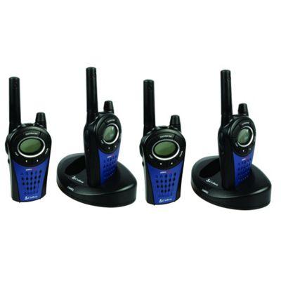 Cobra Mt975 PMR Radio Quad Pack