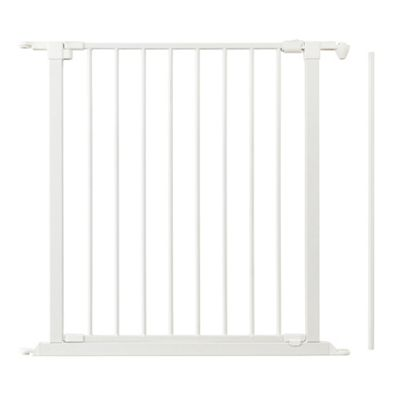 BabyDan Configure Gate Door Section White 72cm