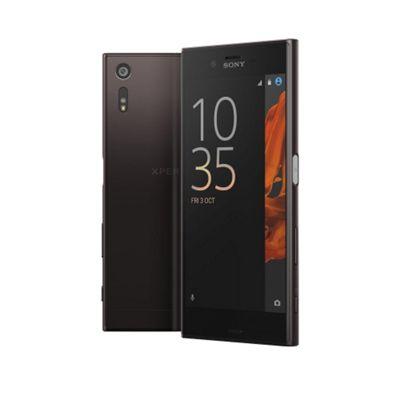 Sony Xperia XZ 5.2-Inch 32 GB SIM-Free Smart Phone - Mineral Black