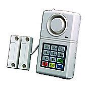Garage / Shed Wired Door & Window Alarm