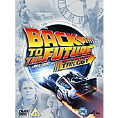 Back to The Future Trilogy DVD