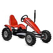 Case-IH BFR-3 Gear Pedal Go Kart Red - BERG