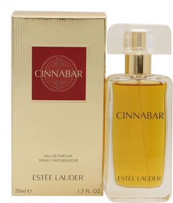 Estee Lauder Cinnabar Eau de Parfum (EDP) 50ml Spray For Women