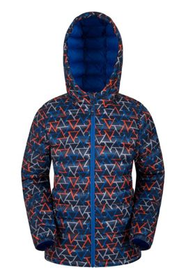Mountain Warehouse Printed Seasons Boys Padded Jacket ( Size: 9-10 yrs )