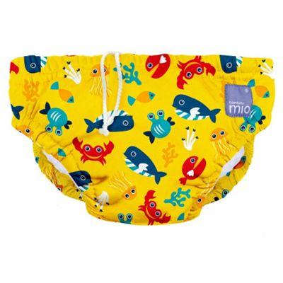 Bambino Mio Swim Nappy (Extra Large Deep Sea Yellow 12-15kg)
