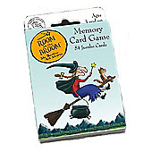 Room on the Broom Memory Card Game