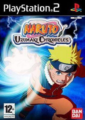 Naruto Uzumaki Chronicles - PS2