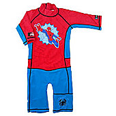 Ultimate Spiderman UV Sun and Swim Suit 3 to 4 Years