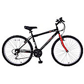 "Arden Trail 24"" Wheel Mountain 21 Speed Bike Black"