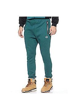 adidas Originals Mens Low Crotch Sweatpants - Green - Green