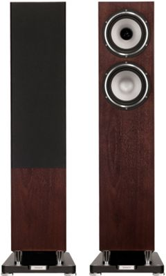 Tannoy Revolution XT6F Speakers (Pair) (Dark walnut)