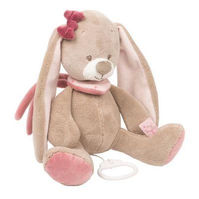 Nattou Musical Toy - Nina the Rabbit