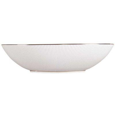 Wedgwood Jasper Conran Pinstripe Dinner Plate 27cm