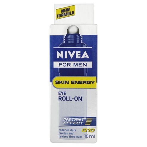 Nivea For Men Skin Energy Eye Roll-On Q10 10ML