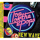 Various Artists - Top Of The Pops New Wave (3Cd)