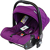 iSafe Marvel Group 0+ Car Seat (Plum Pearl)