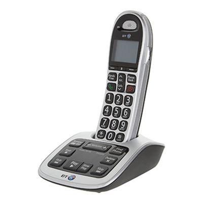 Big Button Cordless Telephone Single Unit BT4500