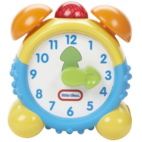 Little Tikes Discover Sounds Clock