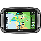 TomTom RIDER 450 Motorcycle GPS SATNAV Lifetime World Map Speed Camera Updates