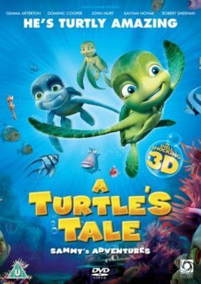 A Turtle'S Tale - Sammy'S Adventure (DVD)