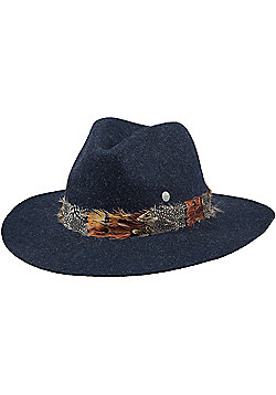 Barts Ladies Alexia Brimmed Hat - Navy